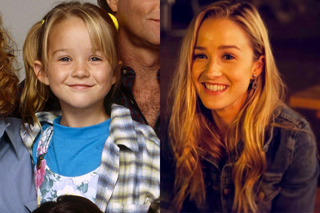 Morgan from boy meets world now